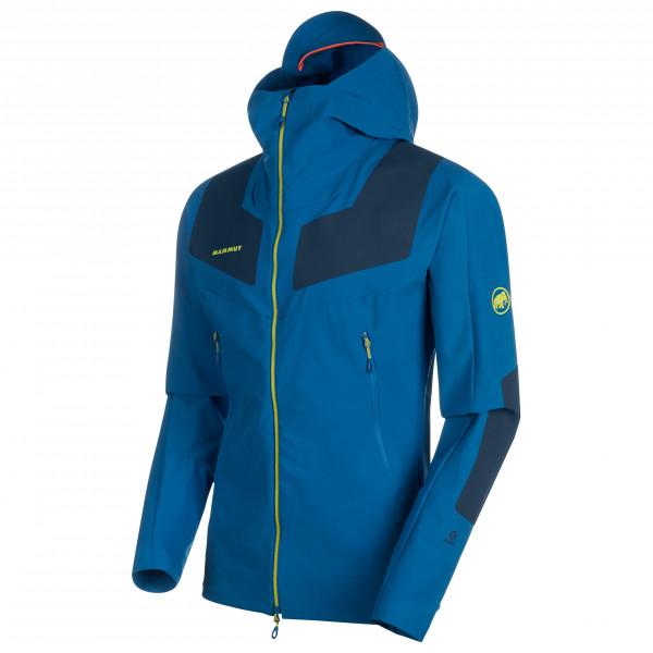 Mammut - Aenergy Pro SO Hooded Jacket - Softshell jacket