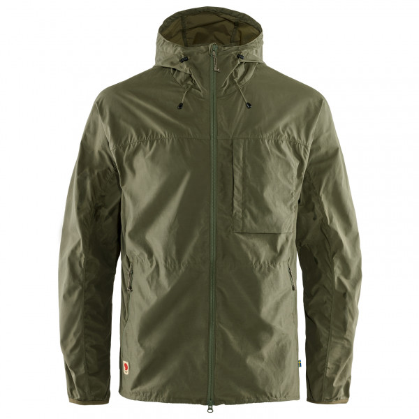 Fjällräven - High Coast Wind Jacket - Freizeitjacke