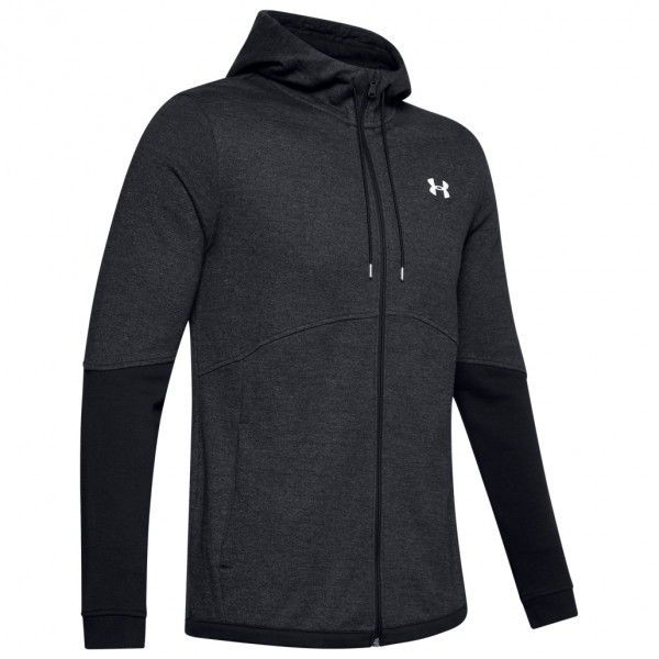 Under Armour - Double Knit Full-Zip Hoodie - Sweat- & trainingsjacks