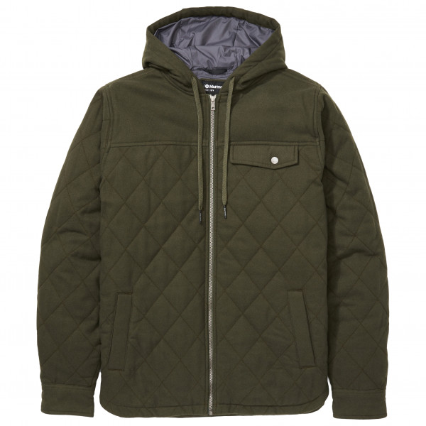Marmot - Mt. Rose Insulated Flannel - Casual jacket