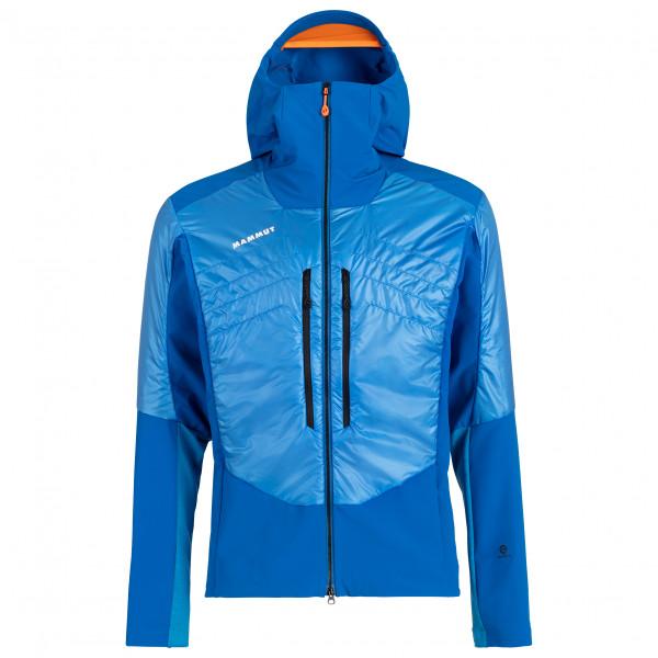 Mammut - Eisfeld Softshell Hybrid Hooded Jacket - Softshelljacke