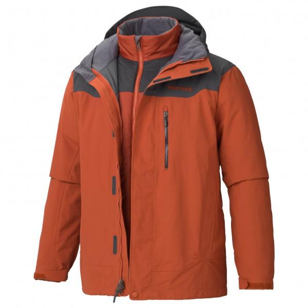 Marmot - Bastione Component Jacket - Dubbel jack