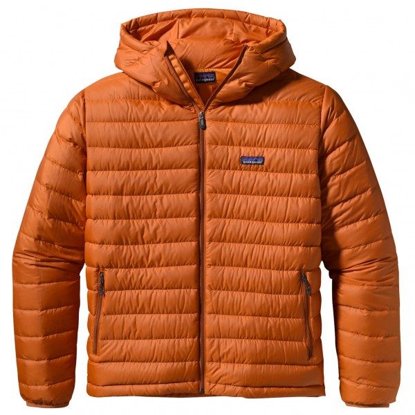 Patagonia - Down Sweater Full-Zip Hoody - Donzen jack