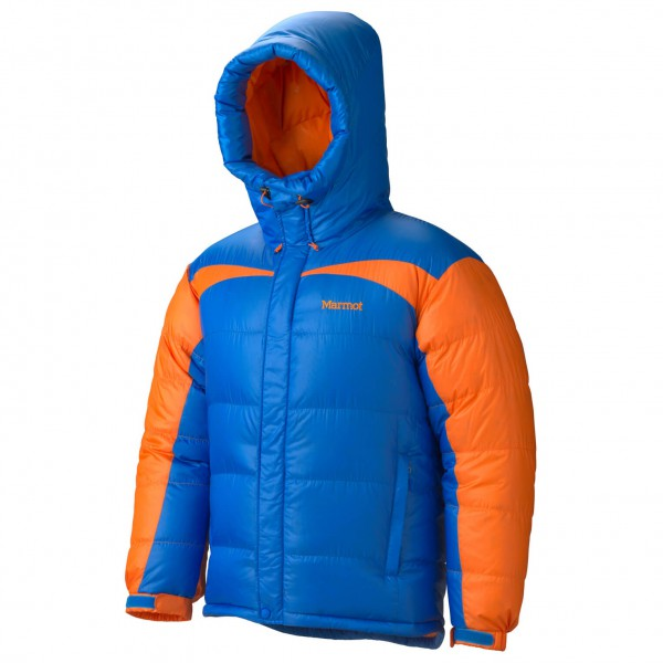 Marmot - Greenland Baffled Jacket - Doudoune
