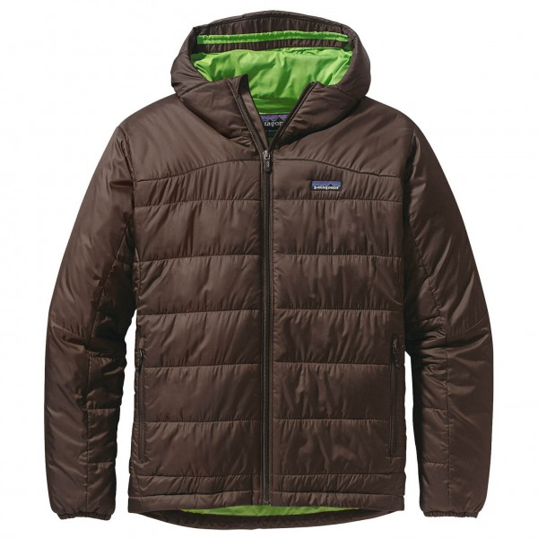 Patagonia - Micro Puff Hooded Jacket - Winterjacke