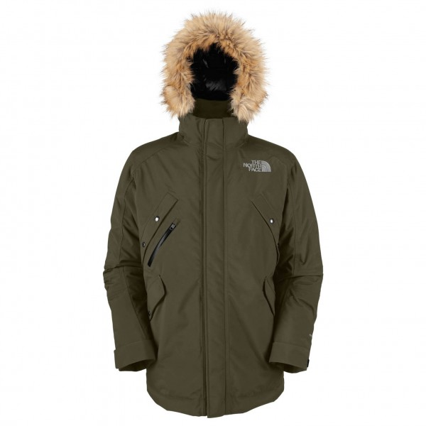The North Face - Stone Sentinel Insulated Jacket - Parka