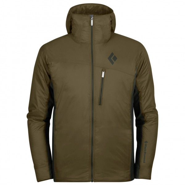 Black Diamond - Access Hybrid Hoody - Synthetisch jack