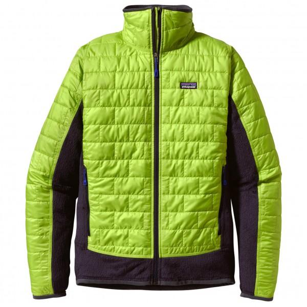 Patagonia - Nano Puff Hybrid Jacket - Tekokuitutakki