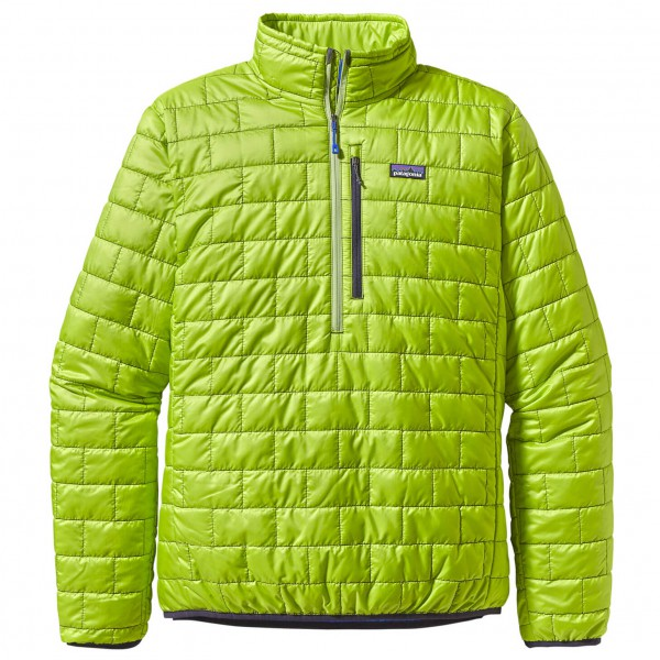 Patagonia - Nano Puff Pullover - Synthetic jumpers