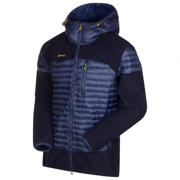Bergans - Osen Down/Wool Jacket - Donzen jack