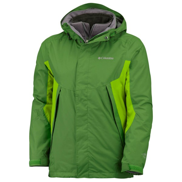 Columbia - Sestrieres Interchange Jacket