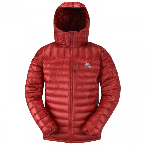 Mountain Equipment - Arete Hooded Jacket - Donzen jack