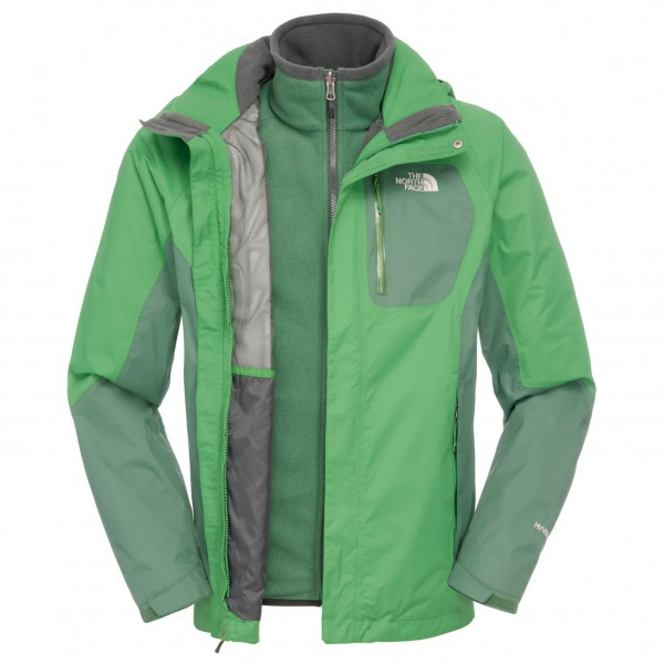 The North Face - Zenith Triclimate Jacket - Doppeljacke