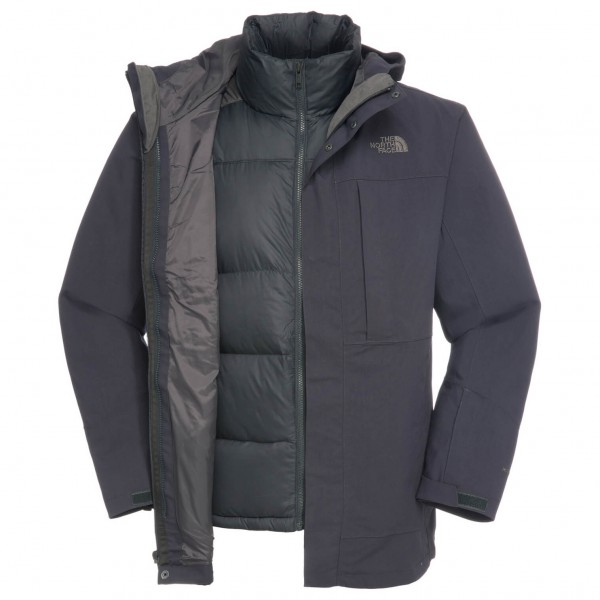 The North Face - Overcaster Triclimate Jacket - Dubbel jack