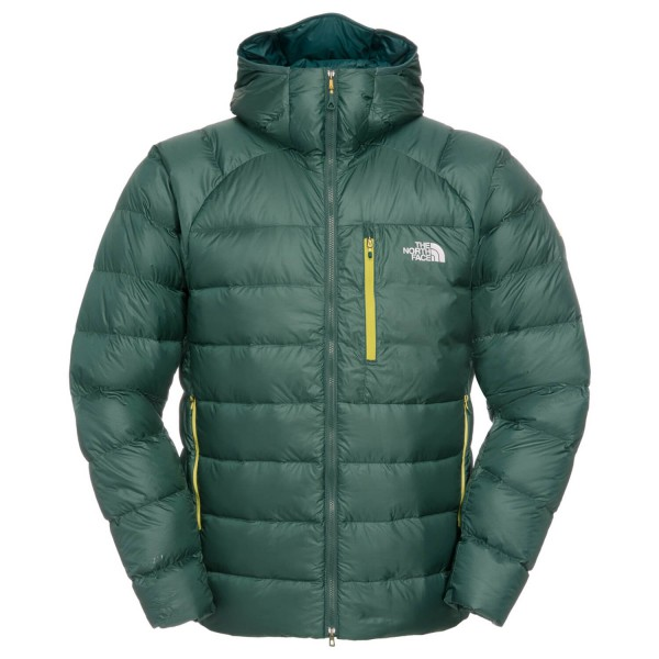 The North Face - Hooded Elysium Jacket - Down jacket