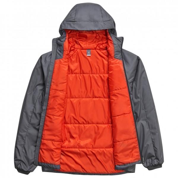 Haglöfs - Barrier III Hood - Syntetisk jakke