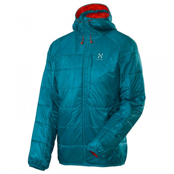 Haglöfs - Barrier Pro II Hood - Synthetic jacket
