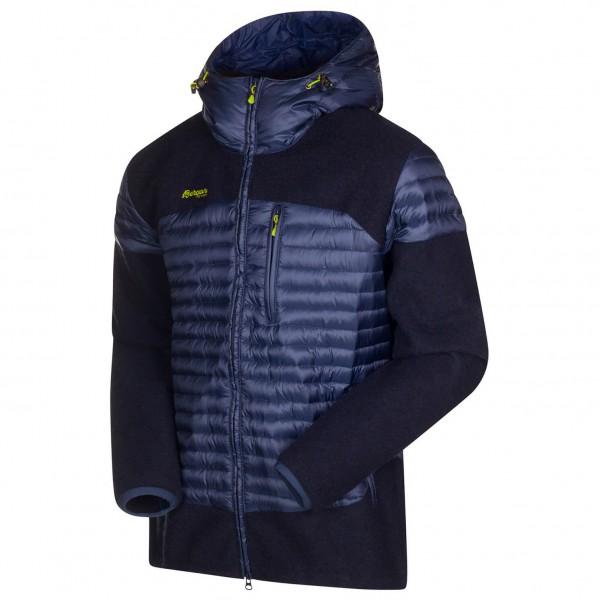 Bergans - Osen Down/Wool Jacket - Untuvatakki