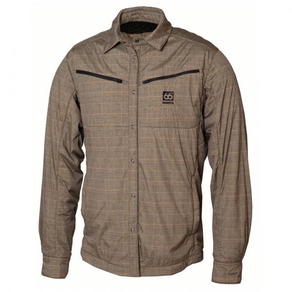 66 North - Kjölur Alpha Shirt SE - Tekokuitutakki