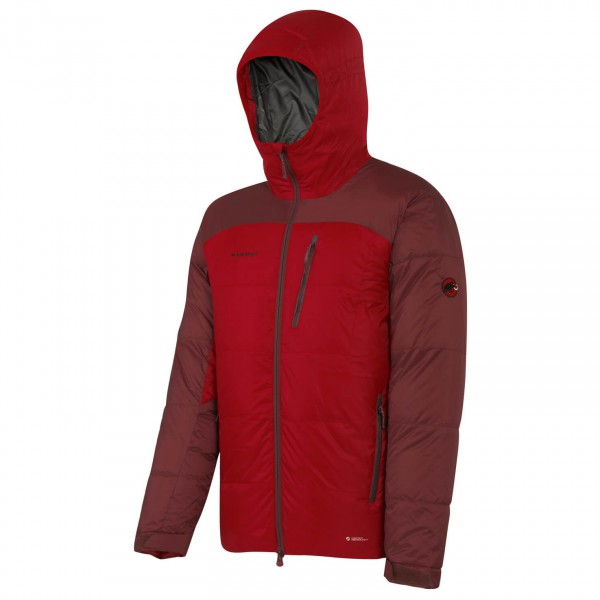Mammut - Ambler Hooded Jacket - Doudoune
