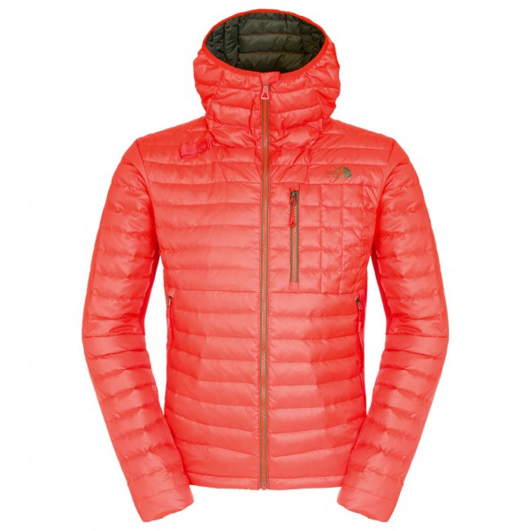 The North Face - Low Pro Hybrid Jacket - Down jacket