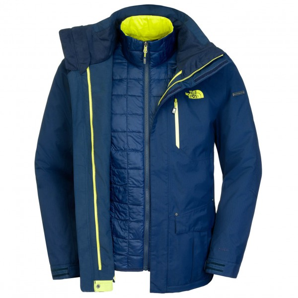 The North Face - Thermoball Snow Triclimate Jacket