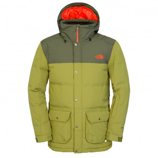 The North Face - Seaworth Down Jacket - Doudoune