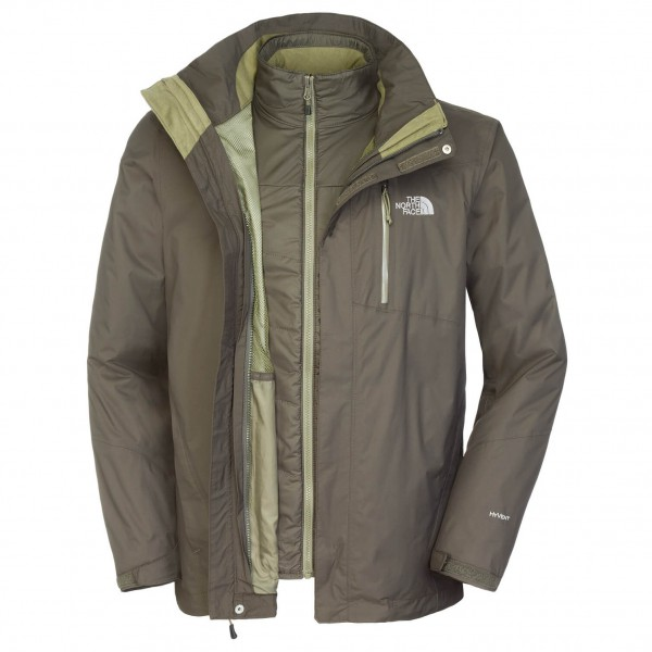 The North Face - Solaris Triclimate Jacket - Doppeljacke