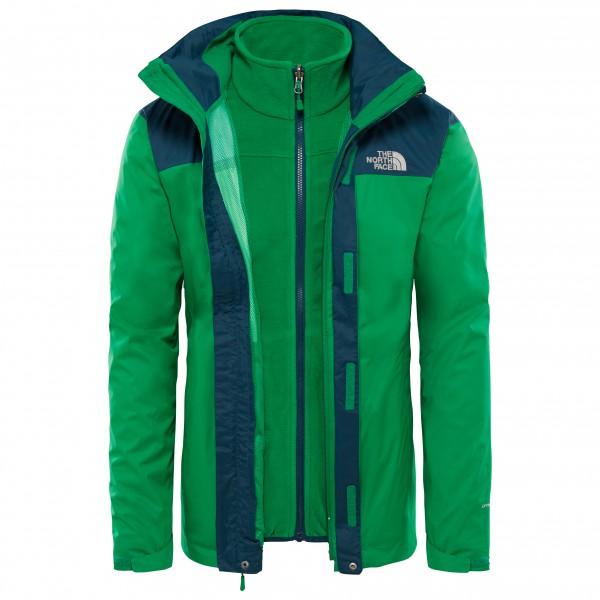 The North Face - Evolve II Triclimate Jacket - 3 i 1-jakke