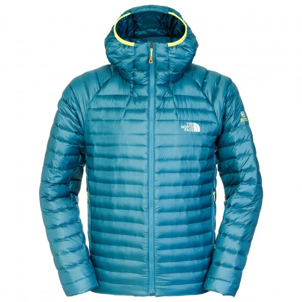 The North Face - Quince Hooded Jacket - Down jacket