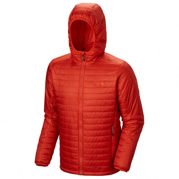 Mountain Hardwear - Thermostatic Hooded Jacket