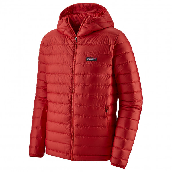 Down Sweater Hoody - Down jacket