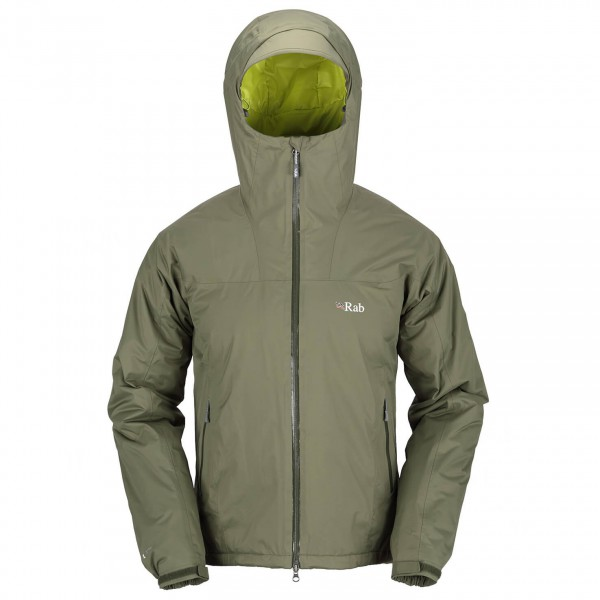 Rab - Inferno Shield Hoodie - Synthetisch jack