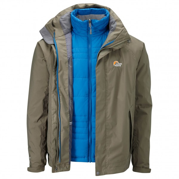 Lowe Alpine - Far Horizon Jacket - 3-in-1 jacket