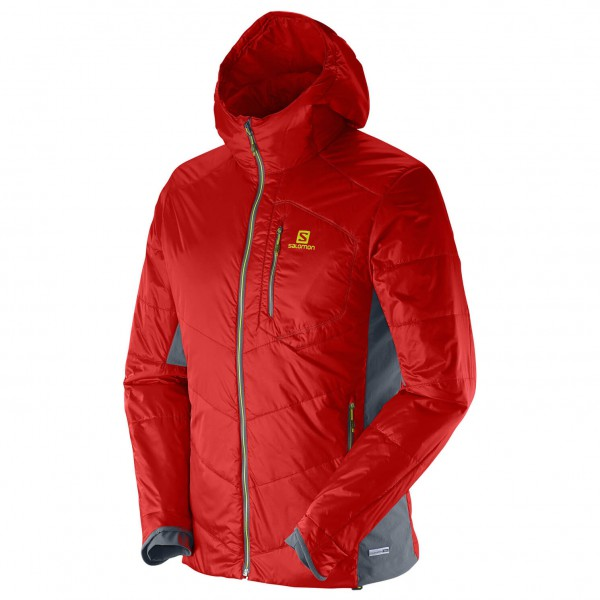 Salomon - Minim Synth Hoodie - Synthetic jacket