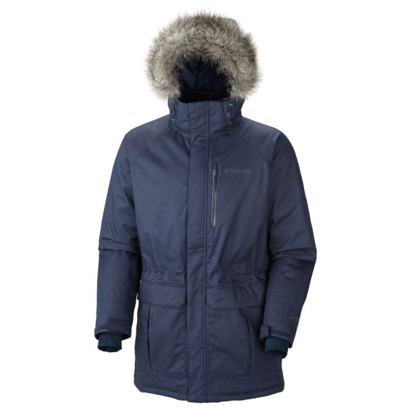 Columbia - Alpine Escape Long Down Jacket - Donzen jack