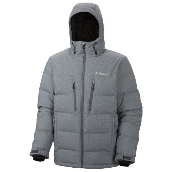 Columbia - Alaskan II Down Hooded Jacket - Donzen jack