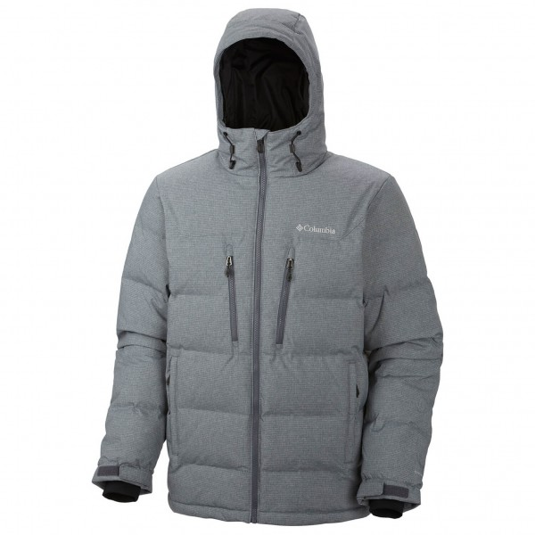 Columbia - Alaskan II Down Hooded Jacket - Donzen jack