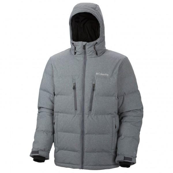 Columbia - Alaskan II Down Hooded Jacket - Doudoune