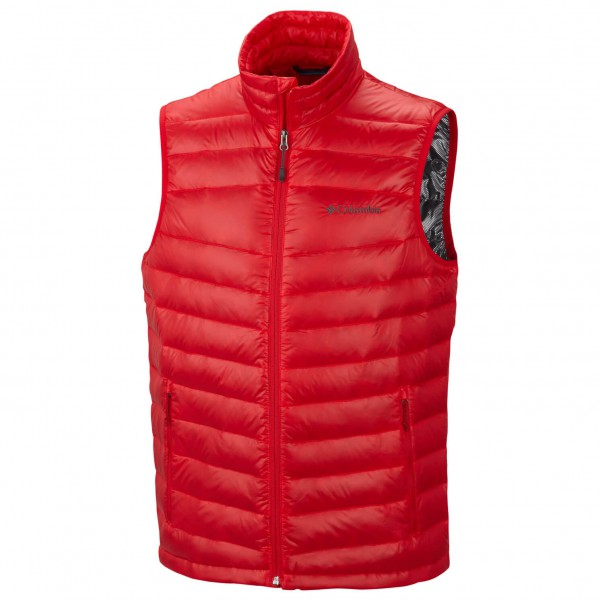 Columbia - Platinum 860 Turbodown Down Vest