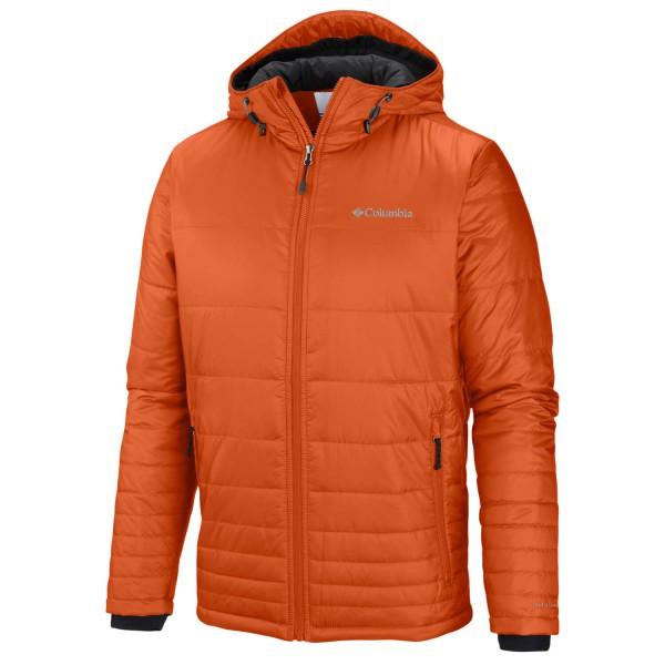 Columbia - Go To Hooded Jacket - Synthetic jacket