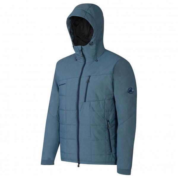 Mammut - Alvier IS Hooded Jacket - Tekokuitutakki