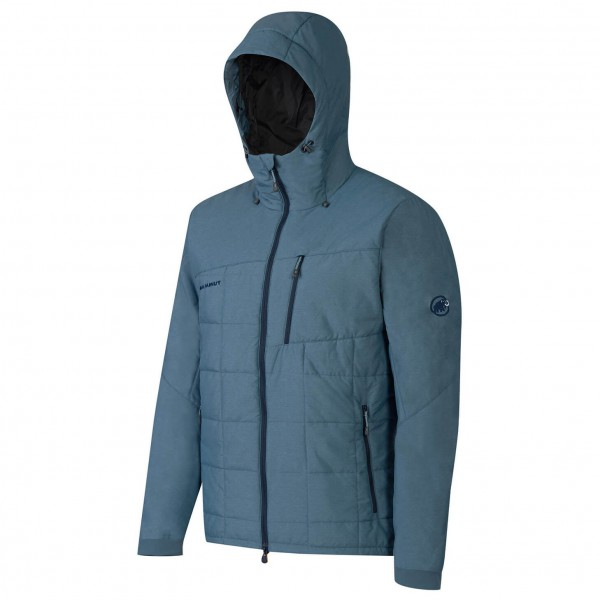 Mammut - Alvier IS Hooded Jacket - Veste synthétique