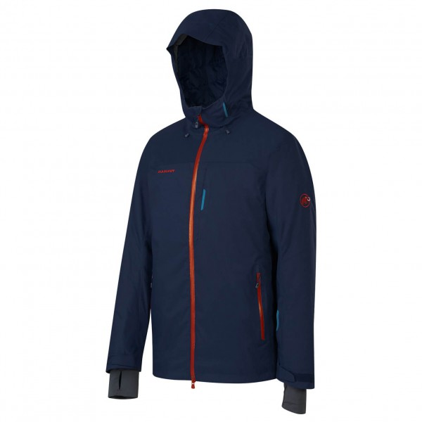 Mammut - Bormio HS Hooded Jacket - Skijack