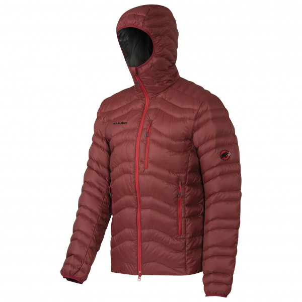Mammut - Broad Peak IS Hooded Jacket - Untuvatakki