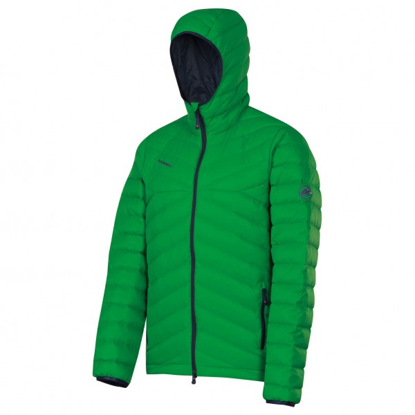 Mammut - Trovat IS Hooded Jacket - Tekokuitutakki