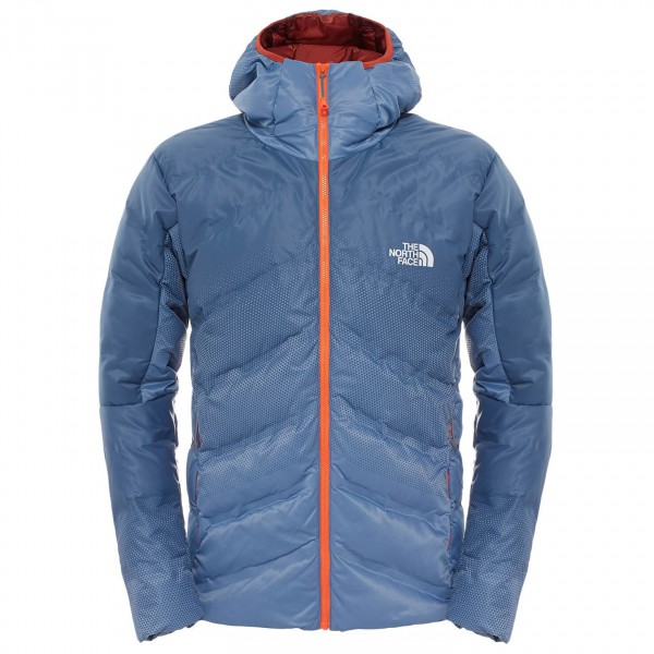 The North Face - Fuseform Dot Matrix Hooded Down Jacket