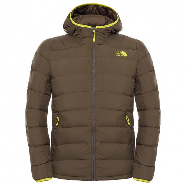 The North Face - La Paz Hooded Jacket - Untuvatakki