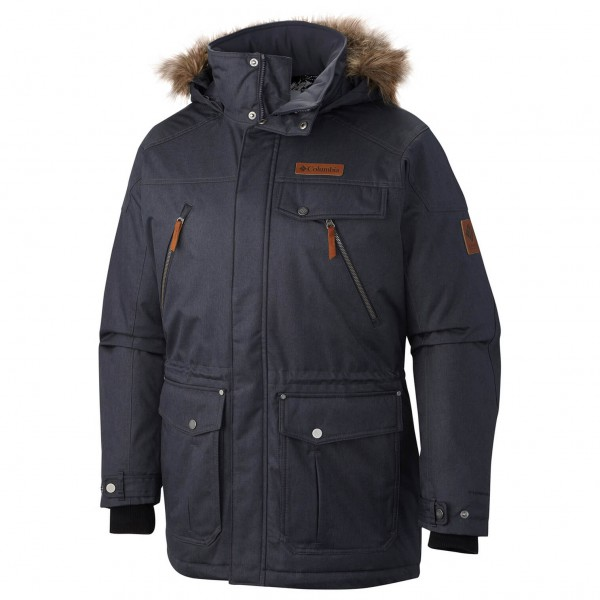Columbia - Barlow Pass 550 Turbodown - 3-in-1 jacket
