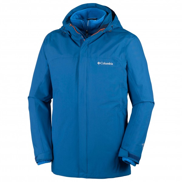 Columbia - Mission Air Interchange Jacket - 3-in-1 jacket